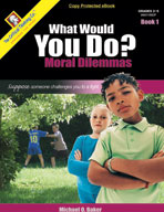 What Would You Do? Book 1