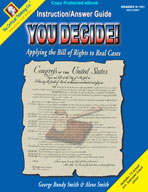 You Decide! (Instruction/Answer Guide)