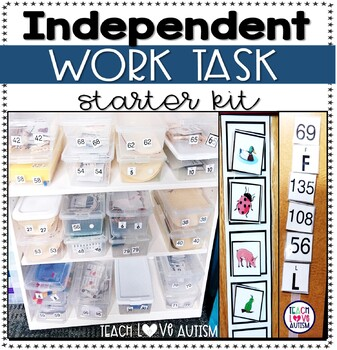 Independent Work Task Starter Kit