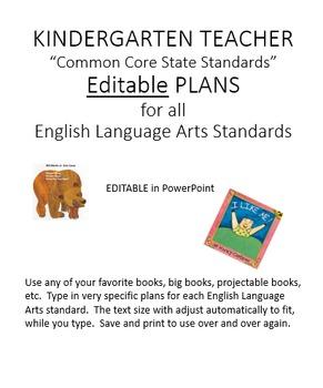 TEACH ELA Kindergarten Standards Using Popular Books - #3 Using Numbers