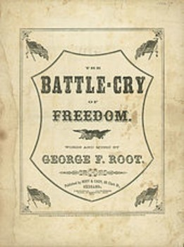 TEACH TO THE SOUNDS OF THE CIVIL WAR'S GREATEST HITS-PART TWO!!