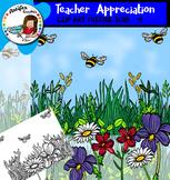 TEACHER APPRECIATION CLIP ART FREEBIE 2018 - #1