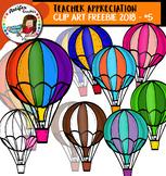 TEACHER APPRECIATION CLIP ART FREEBIE 2018 - #5