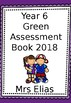 TEACHER ASSESSMENT BOOK - EDITABLE!