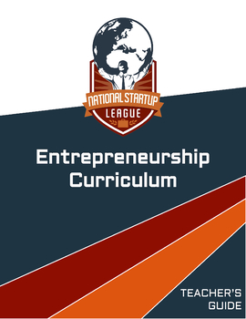 TEACHER EDITION - Student Entrepreneurship Curriculum - Startup Launch Manual