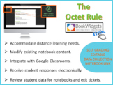 TEACHER LINK FOR [DISTANCE LEARNING] NOTEBOOK:  The Octet Rule