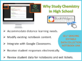 TEACHER LINK FOR NOTEBOOK:  Why Study Chemistry in High School
