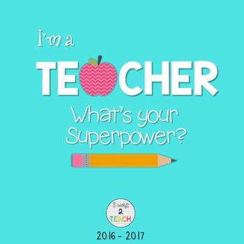 TEACHER PLANNER 2016-17