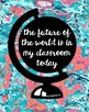 TEACHER QUOTES {lilly inspired}