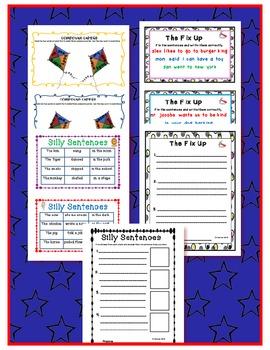 LITERACY TASK CARDS - {volume 2}