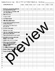 TC Teachers College Aligned Grade 1 Reading Conference Notes