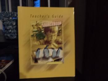 TEACHER'S GUIDE SOURCEBOOK ISBN 0-669-48441-5