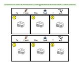 TEACHH Task Visual Instruction Card Template