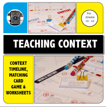 CONTEXT CLUES - HOW CONTEXT AFFECTS CONTENT