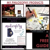 TEACHING PHILOSOPHY MY PHILOSOPHY PRODUCTS