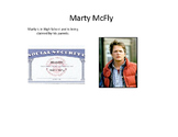 TEACHING TAXES - Martin McFly's Tax Return