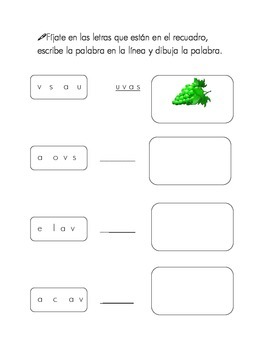 TEACHING TO READ IN SPANISH