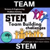 Team Building STEM Challenges - Back to School