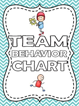 TEAM Behavior Chart