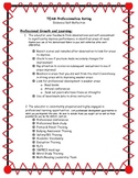 TEAM Evaluation Planning
