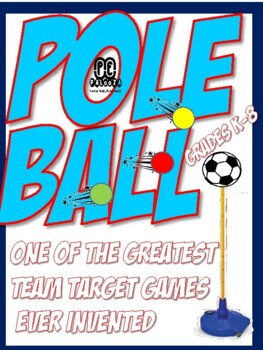 TEAM POLE BALL - a great game for large groups