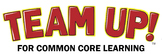 TEAM UP! For Common Core Learning Math Board Game - Grade 6