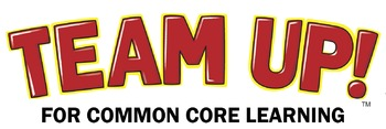 TEAM UP! For Common Core Learning Math Board Game - Grade 8