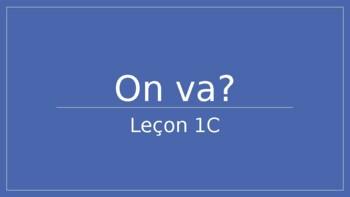 TEB 1.1C Vocab Slideshow