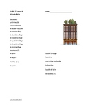 TEB T'es branché? 1 Vocab Lists Units 6-10 BUNDLE