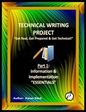 "TECHNICAL WRITING PROJECT (PART 1) ""Information & Implemen"