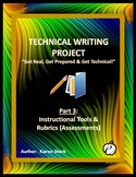 "TECHNICAL WRITING PROJECT (PART 3) ""Instructional Tools &"