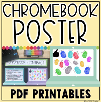 TECHNOLOGY RULES POSTER BUNDLE