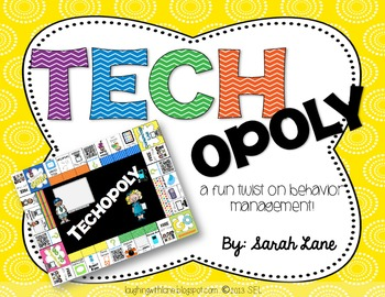 TECHOPOLY {A classroom management game}