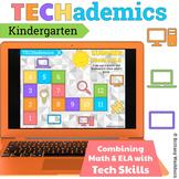 TECHademics - Summer Kindergarten Math & ELA