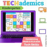 TECHademics - Winter Kindergarten Math & ELA