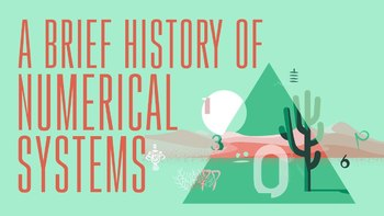 TED ED A Brief History of Numerical Systems  Free Video Quiz