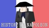 TED ED History vs Napoleon Bonaparte Free Video Quiz