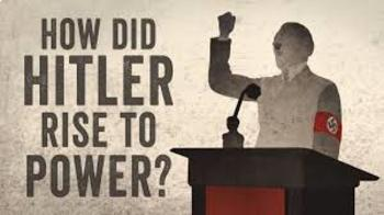 TED ED How Did Hitler Rise to Power? Free Video Quiz