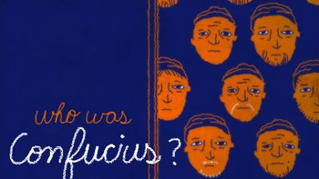 TED ED Who Was Confucius? Free Video Quiz