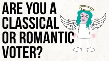 TED Ed Are you a Classical or Romantic Voter? Video Quiz