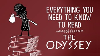 "TED Ed: Everything you need to know to read Homer's ""Odyssey  Video Quiz"