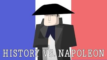 TED Ed: History vs. Napoleon Bonaparte  Video Quiz