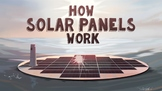 TED Ed: How do solar panels work? Video Quiz