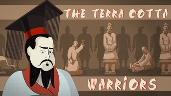 TED Ed: The Incredible History of China's Terracotta Warriors Video Quiz