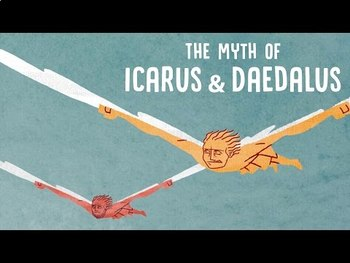 TED Ed: The myth of Icarus and Daedalus Video Quiz