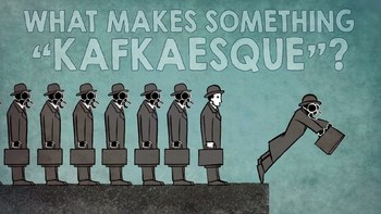 """TED Ed: : What Makes Something """"Kafkaesque""""?  Video Quiz"""