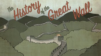 TED Ed: What makes the Great  Wall of China so Extraordinary Video Quiz