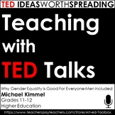 TED Talk Assignment (Why Gender Equality is Good for Everybody- Men Included)