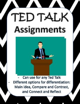TED Talk Assignments