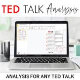 Digital Analysis: Ted Talks